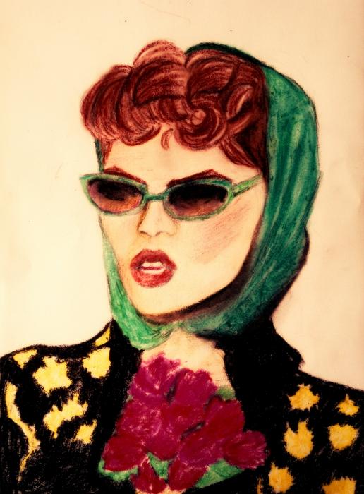 Jane Russell by tikaninua